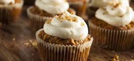 How to Bake Carrot Cake Cupcakes
