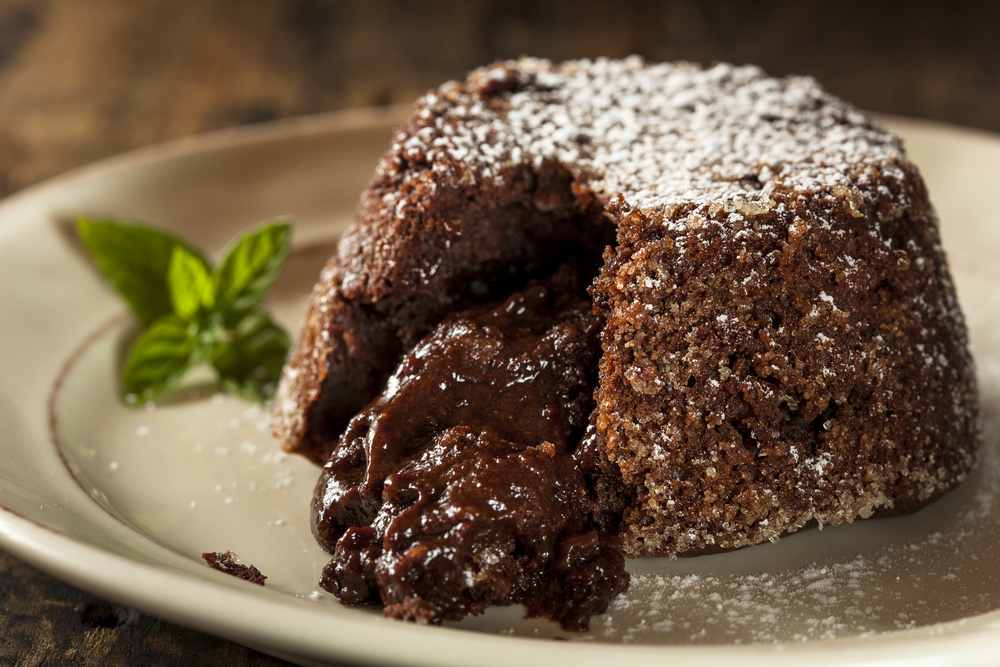 How To Make Choco Lava Cake Domino