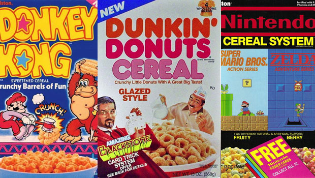 25 Awesome Vintage 1980s Kid's Cereals [GALLERY]