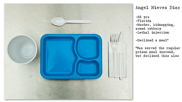 Images of the Last Meals of Death Row Prisoners [Gallery]