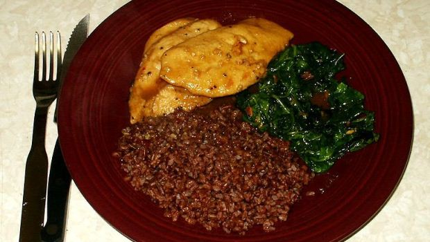 Asian red rice recipes