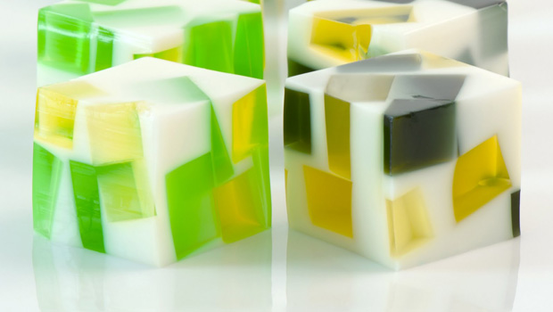 Check out these Gourmet Jello Shots [GALLERY]