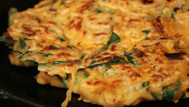 How to Cook Hae-Mul Pa-Jeon (Korean Seafood Pancakes)