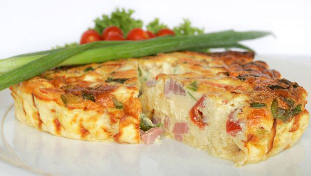 How to Cook Frittata Lorraine