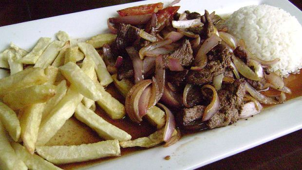 How to Cook Lomo Saltado With Chips