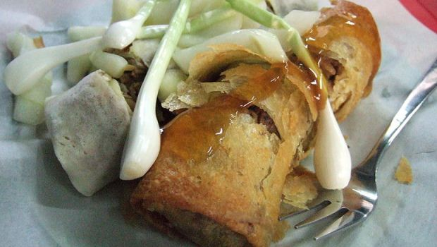 How to Cook Lumpia Rolls
