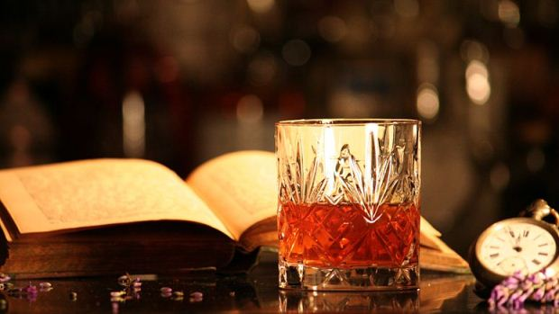 How to Make Sazerac