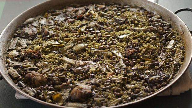 How to Cook Arroz Verde
