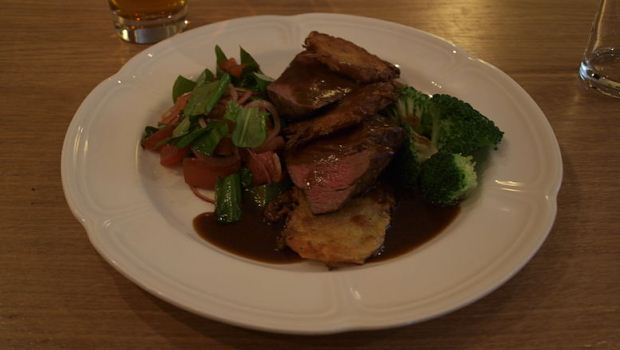 How to Cook Beef Fillets with Smoked Bacon Sauce