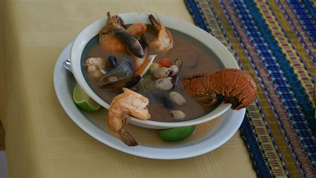 How to Cook Shellfish Nage