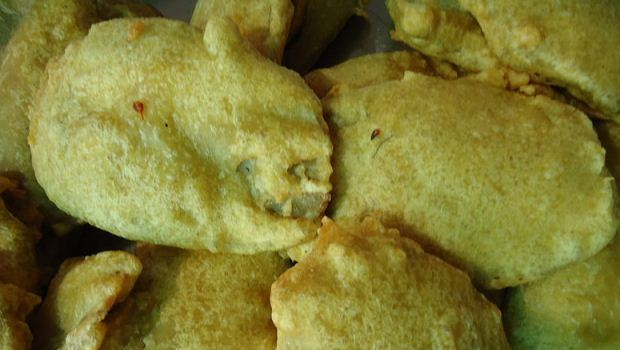 How to Cook Sweet Potato Bhajis
