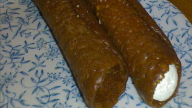 How to Bake Brandy Snaps