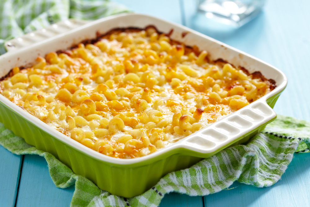 Extra Creamy Macaroni and Cheese