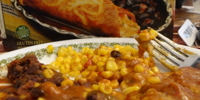 Fallback Friday: Amy's Cheese Enchilada Review