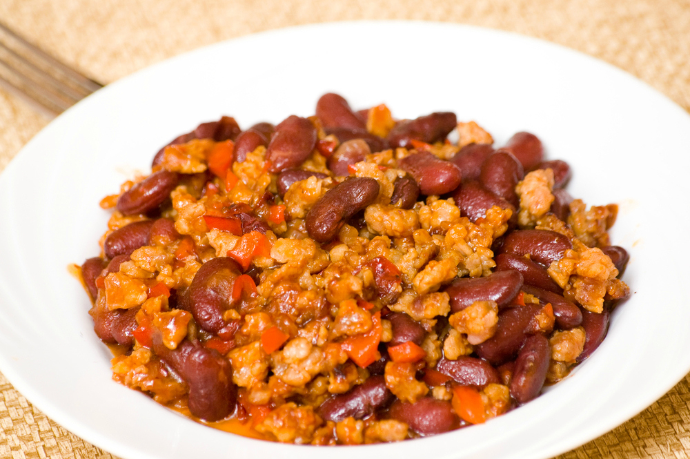 Beef and Bean One Pot Meal