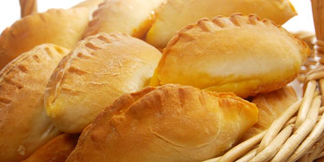 Vegetarian Cornish Pasties Recipe