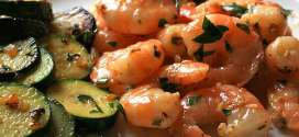 Shrimp Scampi Healthy Recipe Recipe