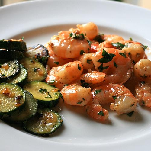 Shrimp Scampi Healthy Recipe Recipe