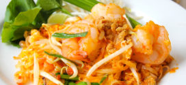 Shrimp Pad Thai Dinner Recipe