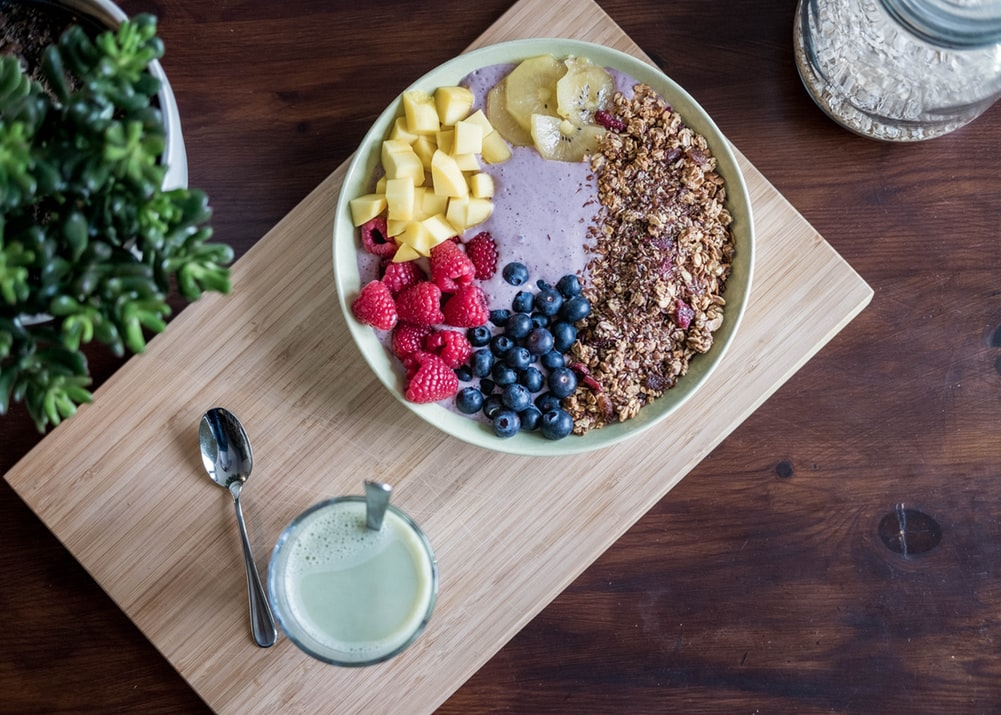 super food smoothie bowl