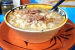 How to Cook White Chicken Posole