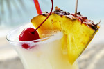 Mix Up The Perfect Frozen Piña Colada